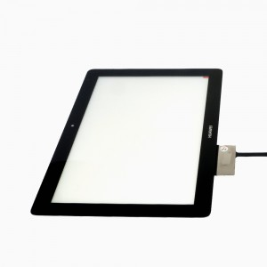 Huawei 32001273 03 - Vidro Touch Screen Preto