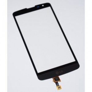 LG L Bello D331 - Vidro Touch Screen Preto