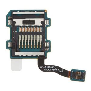 Samsung Galaxy S3 Mini I8190 - Leitor Micro SD cabo flex