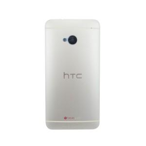 HTC One M7 Mini - Contra Capa Branco
