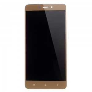 Samsung Note 4 N910F - LCD Touch Screen Dourado