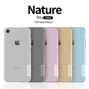 iPhone 7 - Nillkin Nature TPU Case 0.6mm