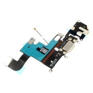 iPhone 6 - Conector de encaixe de carregamento Flex branco