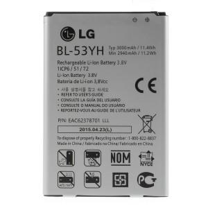 LG G3 D850 D855 - Bateria BL-53YH 3000 mAh