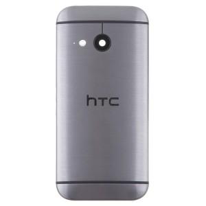 HTC One M8 Mini - Contra Capa Preto