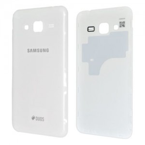 Samsung Galaxy J3 2016 J320F - Battery Cover White