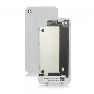 iPhone 4G - Back Cover   White
