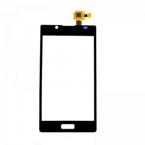 LG Optimus L7 P700 P705 - Vidro Touch Screen Preto