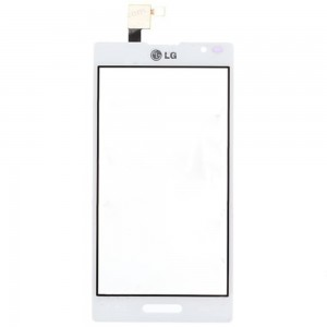 LG Optimus L9 P760 - Vidro Touch Screen Branco