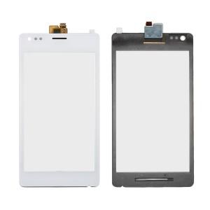 Sony Xperia M C1904 C1905 Dual C2004 - Vidro Touch Screen Branco