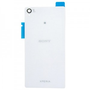 Sony Xperia Z3 D6603, D6643, D6653 - Battery Cover White