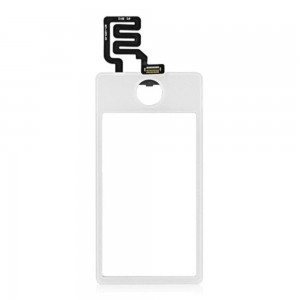 iPod Nano 7th Gen - Vidro Touch Screen Branco