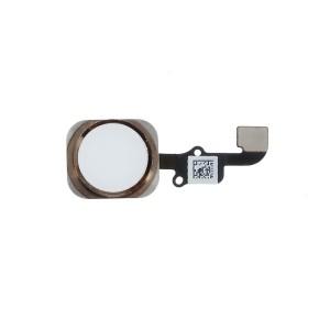 iPhone 6/6 Plus - Botão Home Cabo Flex Dorado