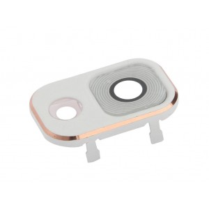 Samsung Note 3 N9005 - Camera Lens + Cover White/Gold
