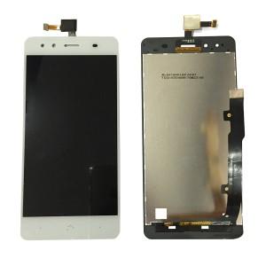 BQ Aquaris X5 FPC S90723 - LCD Touch Screen Branco