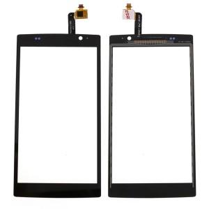 Acer Liquid Z500 - Vidro Touch Screen Preto