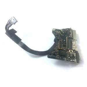 Macbook Air 11 inch A1370 / A1465  2013-2015 - Flex Connector Carga + Placa USB Audio 820-3453-A