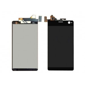 Sony Xperia C4 E5303 E5306 E5353 / C4 Dual E5333 E5343 E5363 - LCD Display Tocuh Screen Preto