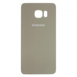 Samsung S6 Edge G925 - Tampa De Bateria Dourada
