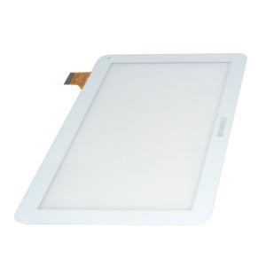 Universal 10.1 inch 45 Pins QSD-701-10059-02 - Vidro Touch Screen Branco