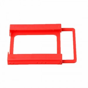 Hard Drive Disk Holder - 2.5 HHD Red