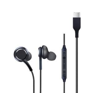 Samsung AKG Earphone Headset Black Type-C