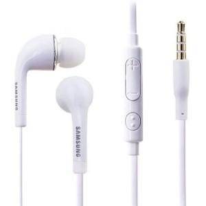 Samsung Galaxy A70 A71 White 3.5MM Earphones Headset Original GH59-15055A