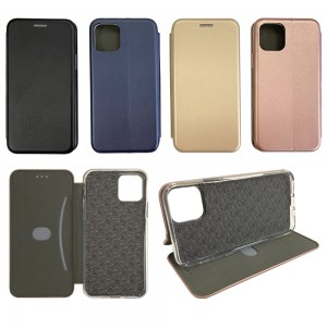 iPhone 11 Pro Max  - Wallet Leather Magnetic Case