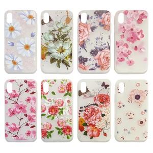 iPhone X / XS - 3D Flower Case