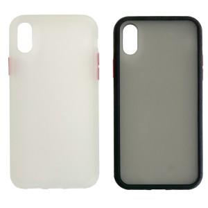 iPhone X / XS - Skin Touching Matt Case