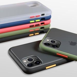 iPhone 11 Pro Max - Skin Touching Matt Case