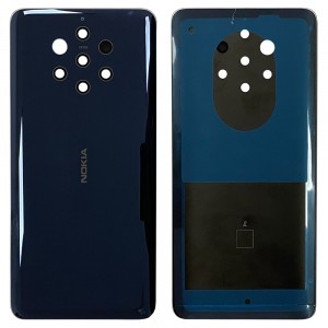 Nokia 9 PureView - Battery Cover Midnight Blue