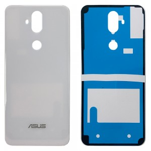 Asus Zenfone 5 Lite ZC600KL - Battery Cover Moonlight White