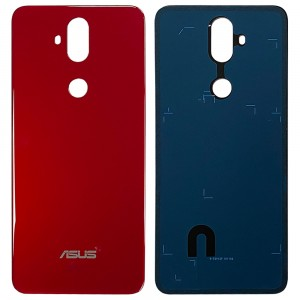 Asus Zenfone 5 Lite ZC600KL - Battery Cover Rouge Red