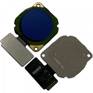 Huawei Ascend Mate 10 Lite / G10 - Home Button Flex Cable Aurora Blue