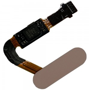Huawei Mate 10 - Home Button Flex Cable Pink Gold