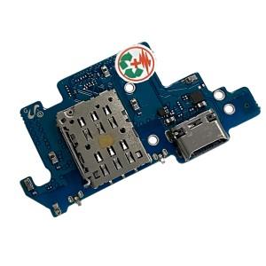 Samsung Galaxy A80 A805 - Dock Charging Connector + Sim Reader Board