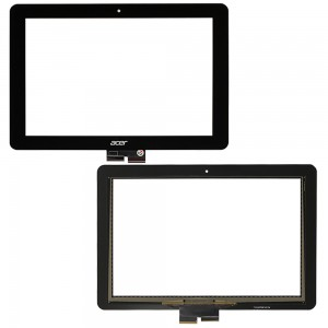 Acer Iconia Tab A3-A10 - Front Glass Digitizer Black