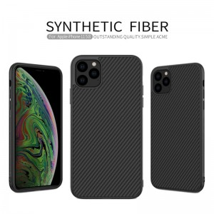 iPhone 11 Pro - Nillkin Synthetic Fiber Phone Case