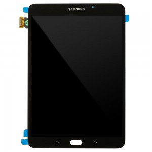 Samsung Galaxy Tab S2 8.0 Wifi T710 T715 - Full Front LCD Digitizer Black < Service Pack >