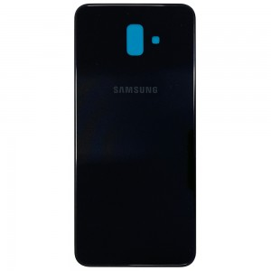 Samsung Galaxy J6+ 2018 J610 - Battery Cover with Adhesive Black