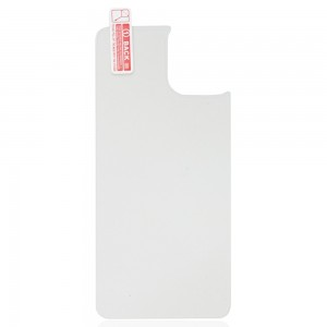 iPhone 11 Pro - 9H Anti-Explosion Back Tempered Glass