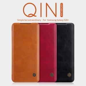 Samsung Galaxy S20+ G985 - NILLKIN Qin Leather Case