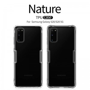 Samsung Galaxy S20 G980 -  Nillkin Nature TPU Case