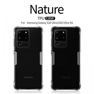 Samsung Galaxy S20 Ultra G988 - Nillkin Nature TPU Case