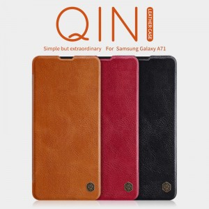 Samsung Galaxy A71 A715 - NILLKIN Qin Leather Case