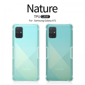 Samsung Galaxy A71 A715 - Nillkin Nature TPU Case