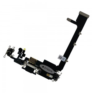 iPhone 11 Pro Max - Dock Charging Connector Flex Black
