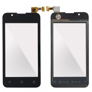 Wiko Sunny 2 - Front Glass Digitizer Black
