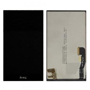 HTC One M8 Mini - Full Front LCD Digitizer Black